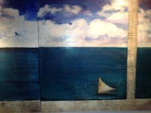 Janela para o mar